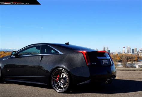 Cadillac Custom Wheels by Cadillac Cts V Custom Wheels Adv 1 5s Mv2 Cs 21x9 0 Et
