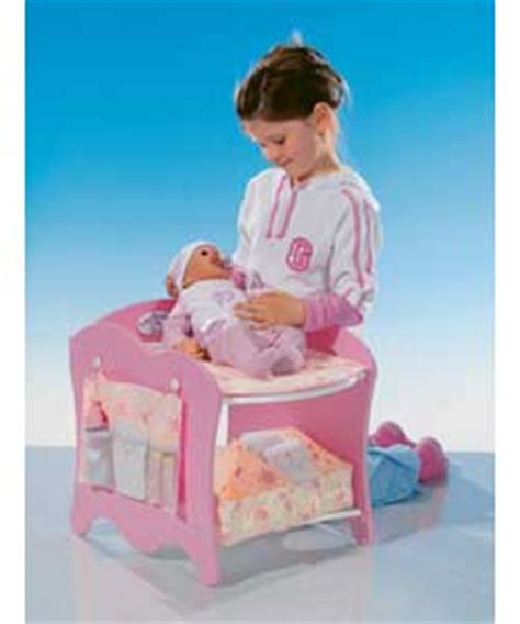 Baby Annabell Changing Table Baby Annabell Changing Table Dolls Clothes And Accessorie Review Compare Prices Buy