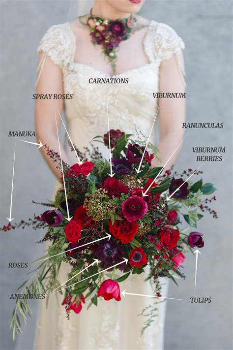 Bridal Bokay Flowers by Wedding Bouquet Recipe Opulent Autumn Bouquet Chic