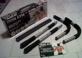 Iron Alat Fitnes Pull Up Alat Olahraga Angkat Badan Wld57 iron olahraga pembentukan tubuh six pack seperti jtoner