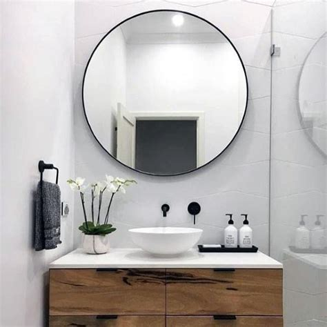 top   bathroom mirror ideas reflective interior