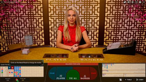 play  baccarat control squeeze  evolution gaming   baccarat  games