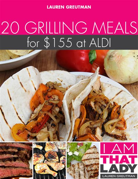 a bunch for lunch meals for 20 or more in the corporate kitchen volume 1 books how to make 20 grilling meals from aldi for only 155