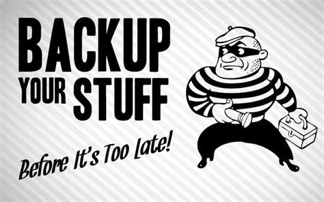 how to your to back up use cold backup versioning to protect your data from viruses and intruders