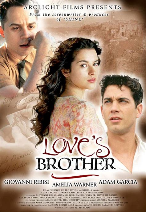 film ftv my lovely brother love s brother movie poster 1 of 3 imp awards
