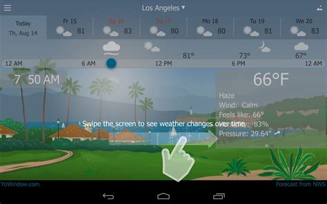android weather android apps for weather 4 best apps with accurate forecast