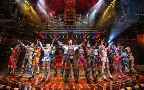 Light Express by Starlight Express Mit Hotel Ticket Musical In Bochum