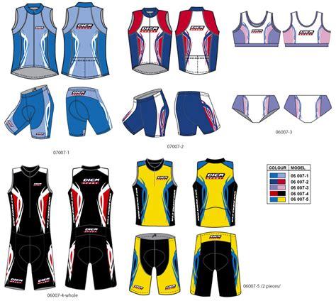triathlon template diem sport custom team uniforms sublimation printed