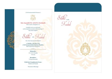 Wedding Card Design In Coreldraw by Wedding Card Design Free Vector In Coreldraw Cdr Cdr
