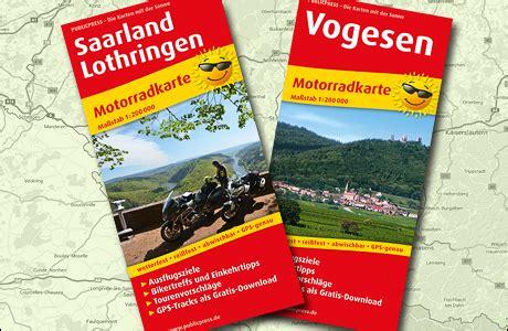 Motorrad Forum Saarland by Neue Motorradkarte 187 Saarland Lothringen 171 Tourenfahrer