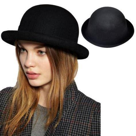 womens bowler hat ebay