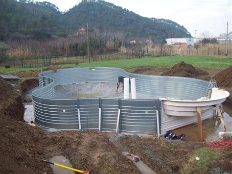 prefabbricate opinioni costruire una piscina tecnologie prefabbricate a