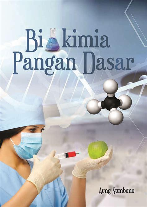 buku biokimia pangan dasar penerbit deepublish