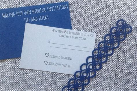 i want to make my own wedding invitations your own wedding invitations runaway