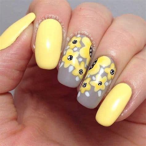 And Yellow Nail Designs