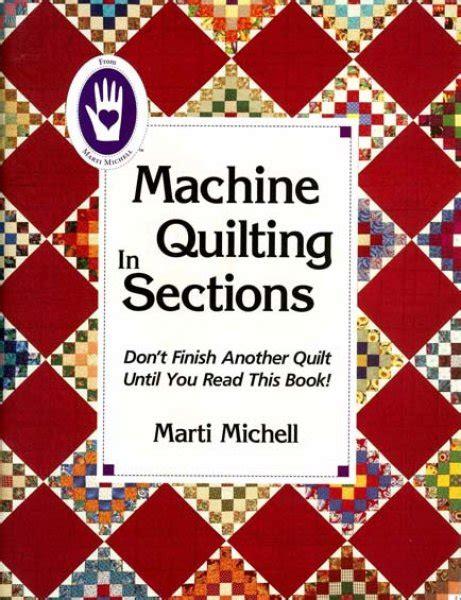 machine quilting in sections patchworkversand handarbeitshaus gr 246 bern buch machine