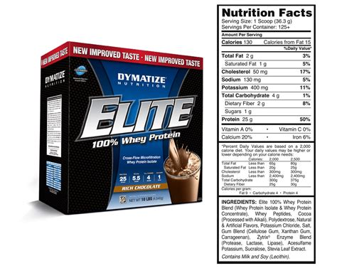 Elite Mass Gainer 10lbs Dymatize elite whey protein 10lbs by dymatize at musclesup