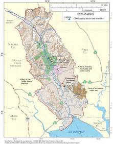 map of sonoma california usgs california water science center water resources