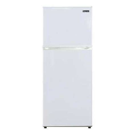 flat back design top freezer refrigerators