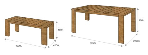 table bench seats ana white benchright farmhouse bench diy projects 150cm