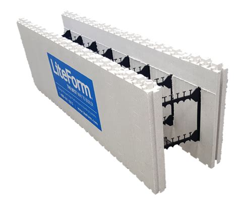 Beton In Form by Insulated Concrete Forms Icfs Liteform