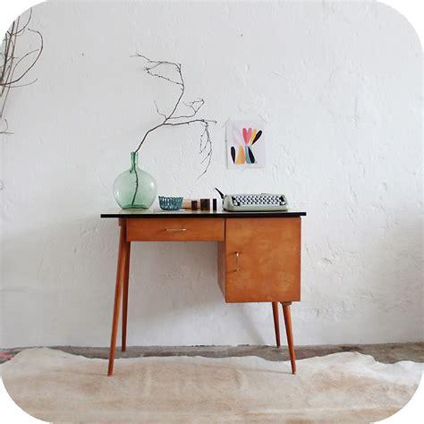 bureau secretaire enfant mobilier vintage bureau 233 es 50 formica atelier du