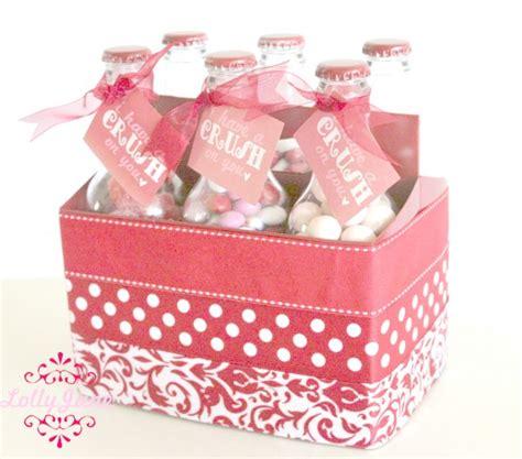 valentines day gift sets valentines day pop bottle gift set crush pop