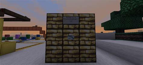 8 button code door minecraft project
