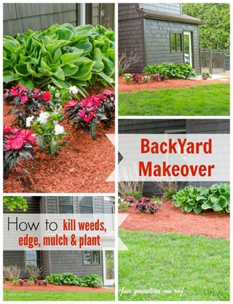 how to edge flower beds flower bed makeover before and after beds flower and