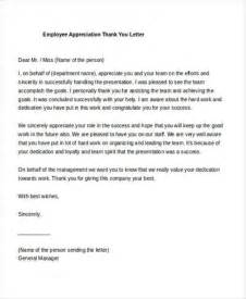 thank you letter to for incentive appreciation letter with incentive 28 images employee