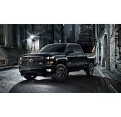 2015 Chevrolet Silverado Midnight Edition  Truck Review