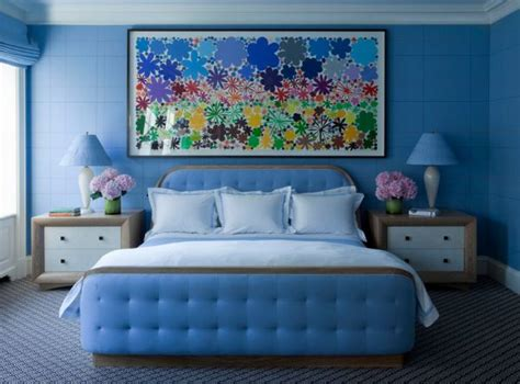 blue bedroom design ideas 15 blue bedrooms with soothing designs