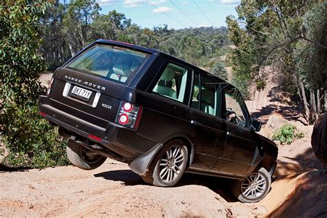 land rover vogue 2006 range rover vogue review road test caradvice
