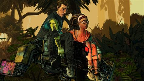 Tales From Borderland Ps4 Second tales from the borderlands episode 3 catch a ride review ps4
