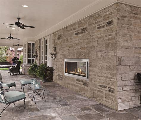 indoor outdoor see through fireplace heat glo mezzanine see through indoor outdoor gas