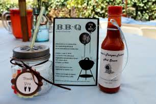 Bbq Favors by Babyq Themed Baby Shower A Season To Celebrate
