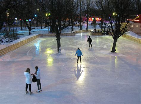 winter garden skating rink skating rink in gorky park ask moscow keep asking