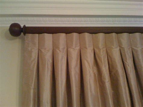 box pleat drapes box pleat inverted window treatments gallery pinterest
