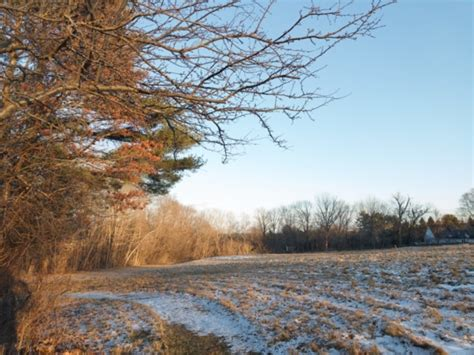 Jacobs Meadow - Hingham Conservation - South Shore Trails Willow Street Marshfield Ma