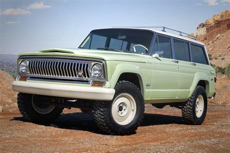 Bangshift Com 2018 Easter Jeep Safari Concept Vehicles Are