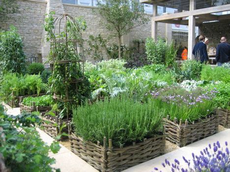 Herb Garden Design Ideas Photograph Vegetable Garden Desig Small Kitchen Garden Ideas