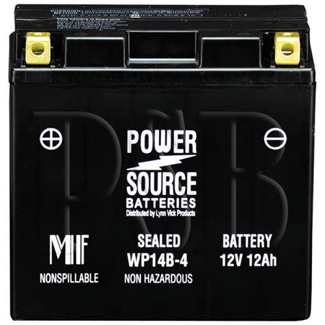 Motorrad Batterie Gs Gt14b 4 by Yamaha Gs Gt14b 4 5ea 82100 10 00 Bty Yt14b 40 00