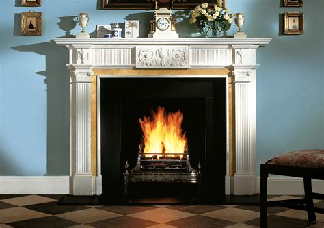 The Fireplace by The Blenheim Fireplace The Fireplace Company