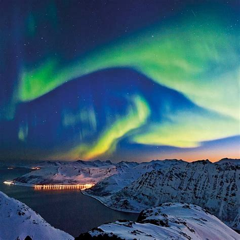 hurtigruten excursions northern lights what are the northern lights and what causes them