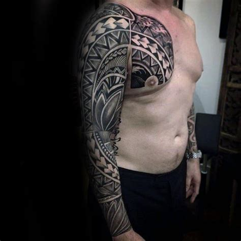 sick arm tattoos 70 sick tribal tattoos for cool masculine design ideas