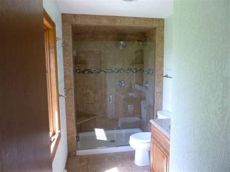 glass door trim options shower door glass tips for choosing the right option