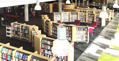 desain interior perpustakaan sekolah craigieburn library raih predikat perpustakaan umum
