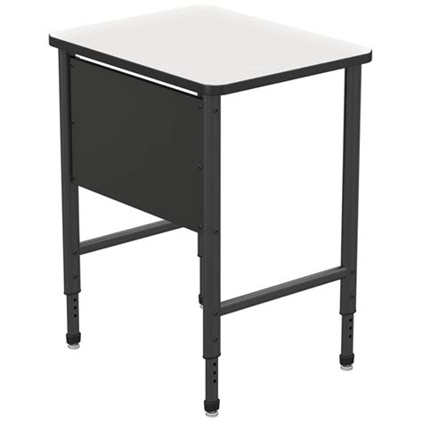 Marco Group Apex Series Stand Up Dry Erase Desk 24 Quot X 30 Stand Up Student Desk