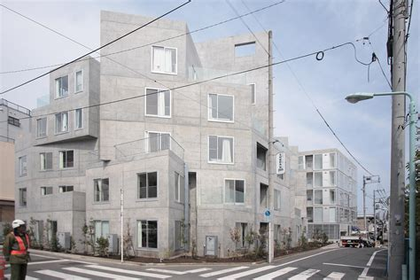 ryue nishizawa ryue nishizawa gt treform residential building tokyo