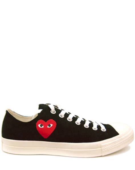 play shoes what i need for fall play by comme des garcons for converse